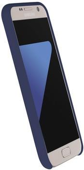 Krusell Bellö Cover (Galaxy S8) blau