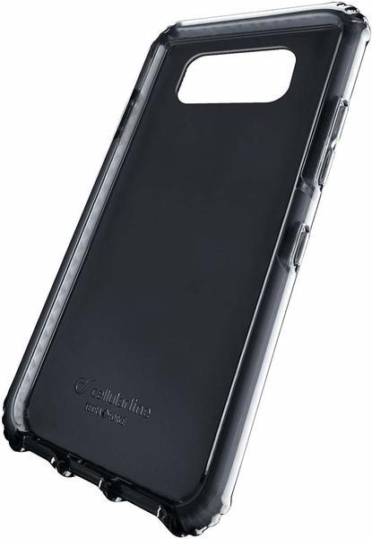 Cellular Line TETRACGALS8PLK Smartphone-Schutzhlle fr Samsung Galaxy S8+ (Schwarz)