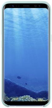 Samsung Silikon Cover (Galaxy S8) blau