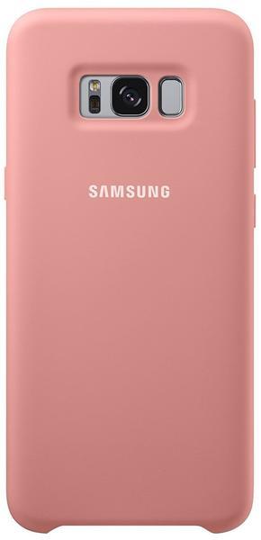 Samsung Silikon Cover (Galaxy S8+) pink