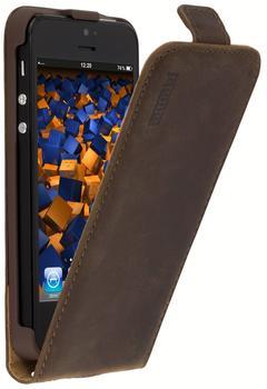 mumbi Flip Case für iPhone SEiPhone