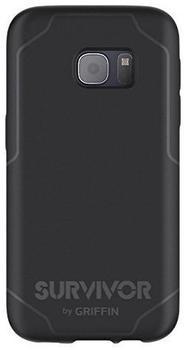 Griffin Survivor Journey Galaxy S7 schwarz