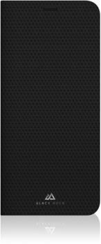 "Hama 00180413 Smartphone-Booklet ""Material Pure"" Galaxy S8+, Schwarz"