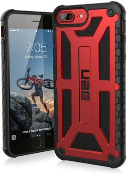 Urban Armor Gear Monarch Case (iPhone 7 Plus) crimson