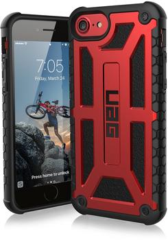 Urban Armor Gear Monarch Case (iPhone 7) crimson