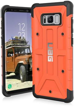Urban Armor Gear Pathfinder Case (Galaxy S8+) orange