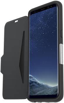 OtterBox Strada Case (Galaxy S8) Onyx Black