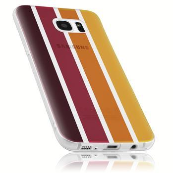 mumbi TPU Hülle Herbst Edition für Samsung Galaxy S7