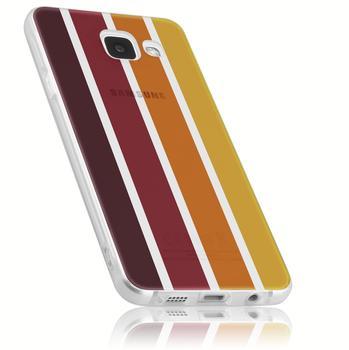 mumbi TPU Hülle Herbst Edition für Samsung Galaxy A3 (2016)