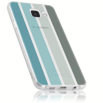 mumbi TPU Hülle Winter Edition für Samsung Galaxy A3 (2016)