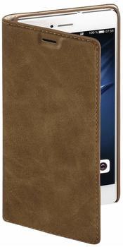 Hama Booklet Guard Case (P10 Lite) braun