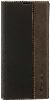 Peter Jäckel COMMANDER BOOK CASE Sony Xperia XA 1 black
