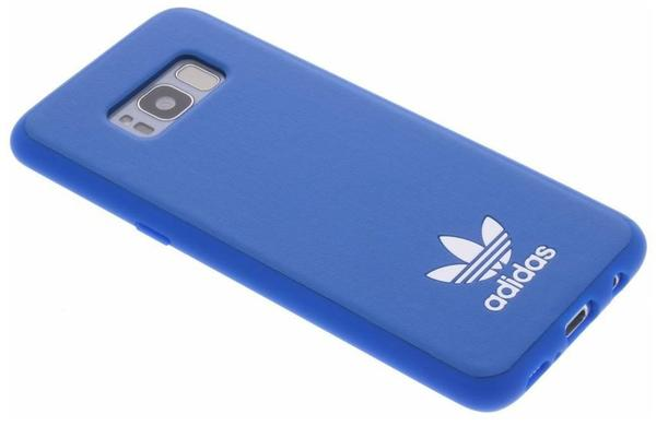 Adidas Originals Moulded TPU Case (Galaxy S8) blau