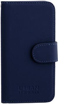 Peter Jäckel URBAN IPHORIA TREND BOOK CASE iPhone 5/ 5S/ SE blau