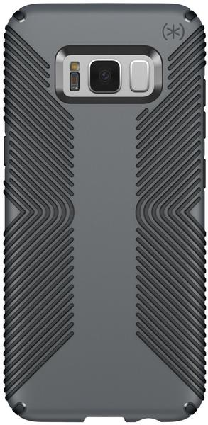 Speck Presidio Grip (Galaxy S8) graphite grey