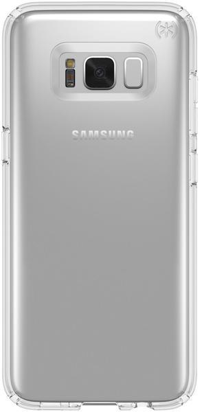 Speck Presidio Clear Case (Galaxy S8+) transparent