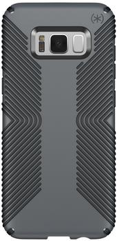 Speck Presidio Grip (Galaxy S8+) graphite grey