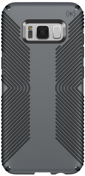 Speck Presidio Grip (Galaxy S8+) graphite grey