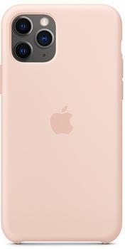 Apple Silikon Case (iPhone 11 Pro) Sandrosa