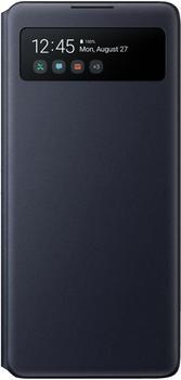 Samsung S View Wallet Cover EF-EG770 (Galaxy S10 Lite) schwarz