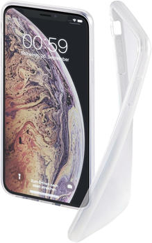 Hama Backcover Crystal Clear (iPhone 11) Transparent
