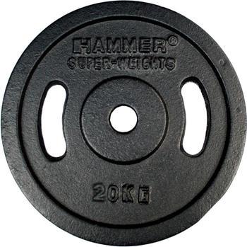 hammer-gewichtsscheiben-2x-20-kg-schwarz