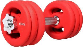 SportPlus 15kg Kurzhantelset SP-WS-015-N