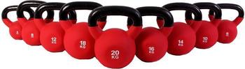 POWRX Kettlebell Neopren 4 - 20 kg