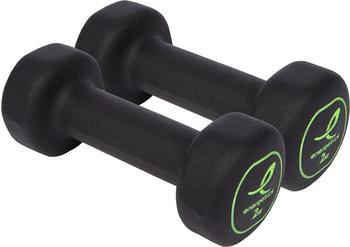 Energetics Dumbbell Neopren (106225) 2 x 2,0 kg