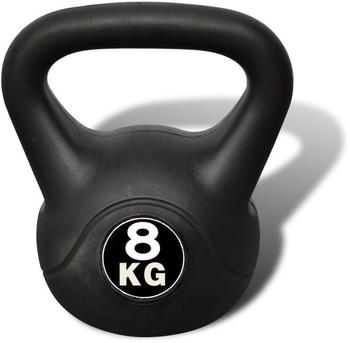 vidaXL Kettlebell 8kg