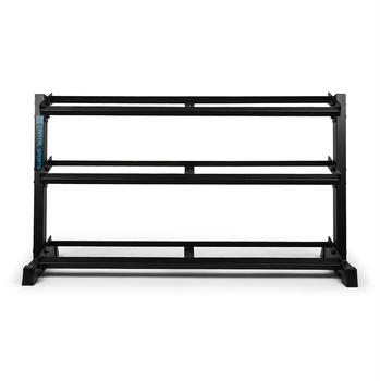 Capital Sports 3-tier dumbbell storage rack