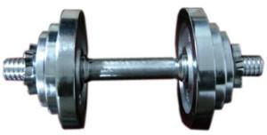 V3TEC V3Tec Dumbbell Chrome 11 kg