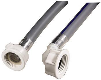 Xavax 00110800 Kaltwasser-Zulaufschlauch für Waschmaschinen und Geschirrspüler, 1,5 m