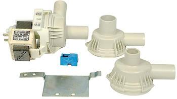 EUROPART Universal Ablaufpumpe mit 3 Pumpenstutzen 30 W 10002881