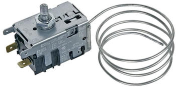 Indesit Kühlthermostat C00143380 077B6916 2x6,3mm 775mm Kapillarrohr