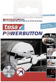 Tesa Powerbutton Deluxe Rund Glänzend (59340)