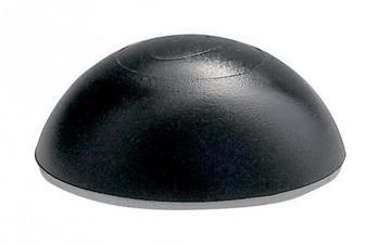 Danto Türpuffer Halbkugel schwarz, Ø 32 mm Höhe: 13 mm 10er Pack