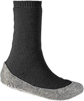 Falke Cosyshoes grau/schwarz