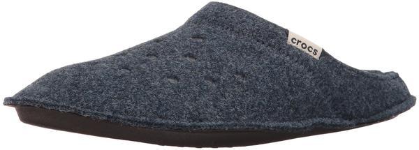 Crocs Classic Slipper nautical navy/oatmeal