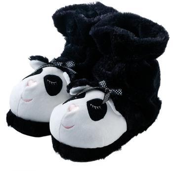 Aroma Home Fun For Feet Hüttenschuhe Panda