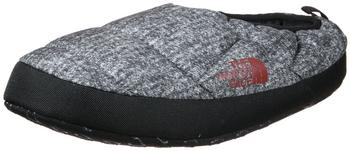 The North Face Men's NSE Tent Slippers III - Phantom Grey Heather Print/Ketchup Red