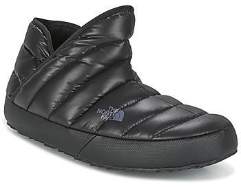 The North Face Women´s Thermoball Traction Booties SHINY TNF BLACK/BELUGA GREY