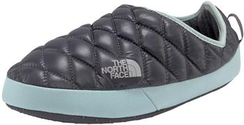 The North Face Women´s Thermoball Traction Mule IV Shiny Blackened PearlBlue Haze
