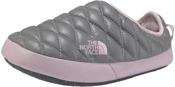 The North Face Women´s Thermoball Traction Mule IV Shiny Frost GreyBurnished Lilac