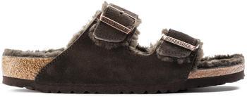 Birkenstock Arizona Suede Leather (schmal) mocha