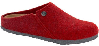 Birkenstock Zermatt red rivet