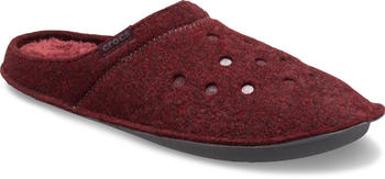 Crocs Classic Slipper burgundy