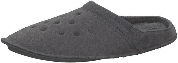 Crocs Classic Slipper charcoal