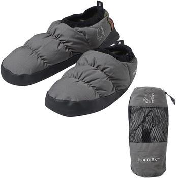 Nordisk Mos Down Shoes grau (109090)