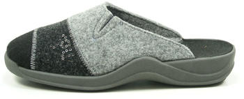 Rohde Bedroom Slippers graphite (2302-83)